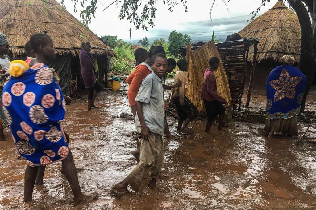 Ciclone Idai mette in ginocchio l'Africa australe. Caritas a sostegno dei primi interventi