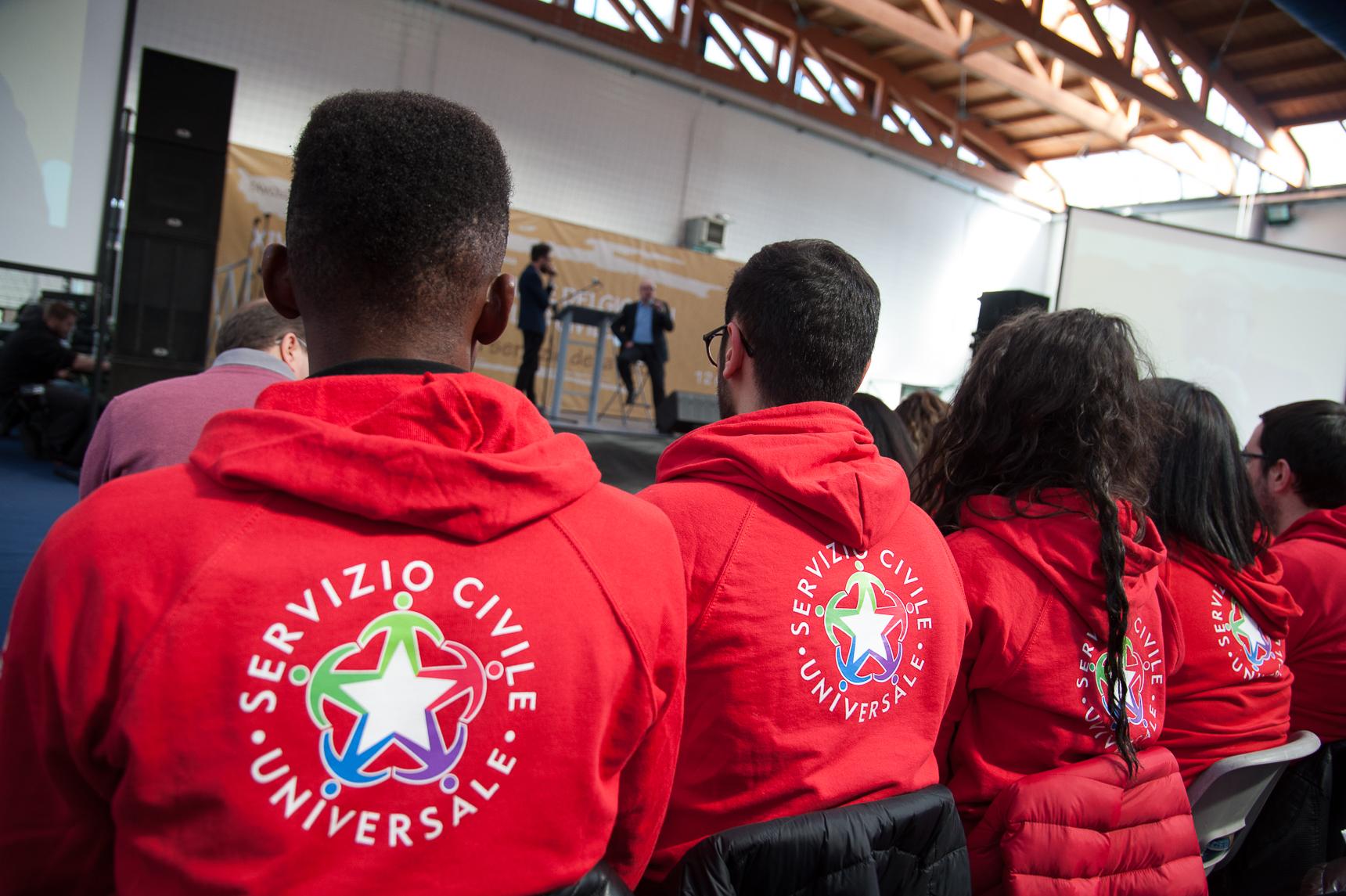 Bando volontari servizio civile 2019